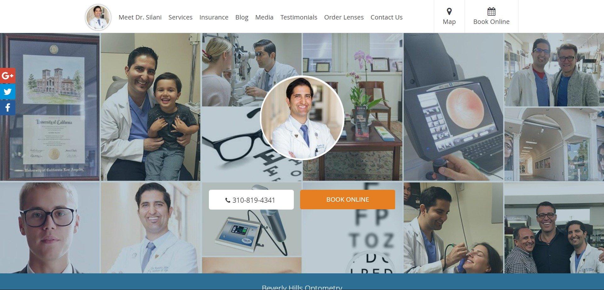 best-optometry-websites-www.bheyeguy.com