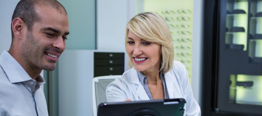 Optometry Website Design – 13 Things Every Optometry Website Needs