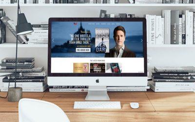 33 Best Author Websites Examples (2021 Update)